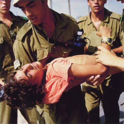 Retrait israëlien et démantèlement des colonies de la bande de Gaza