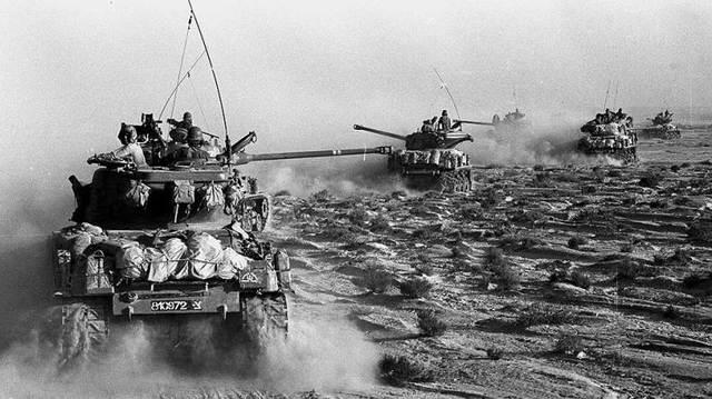 Арабо-израильская война