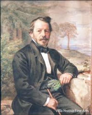 Matthias Jakob Schleiden (5 de abril de 1804/23 de junio de 1881)