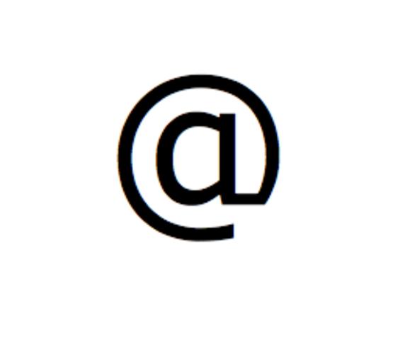 le premier eMail