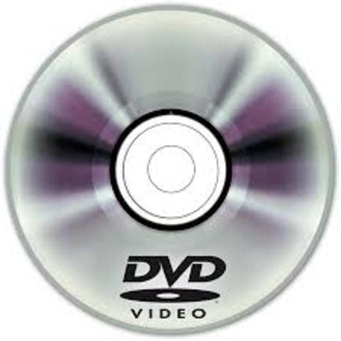 Llega el vídeo en forma de disco: DVD