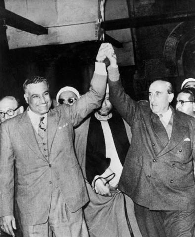 République arabe unie
