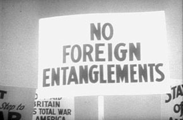 Théorisation de l'isolationnisme