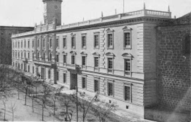 Fundación de la Escuela Libre de Ingenieros