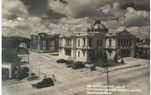Proyecto de la fundación de la Universidad de Guadalajara