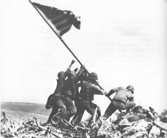 Entrée en guerre des Etats-Unis