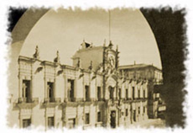 El Congreso del Estado de Jalisco restauró nuevamente la Universidad