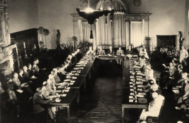 Conférence de Dumbarton Oaks