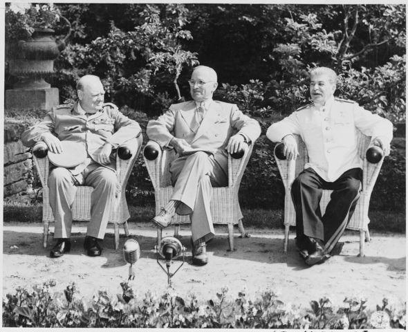 Conférence de Potsdam