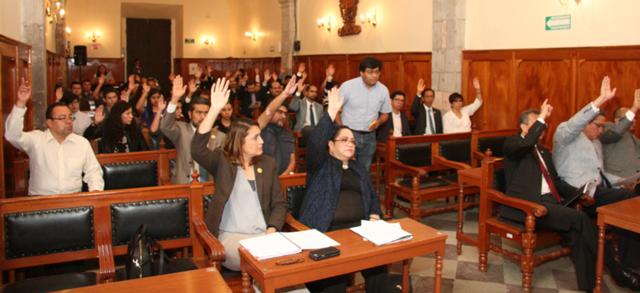 El CGU aprobó el Estatuto del Personal Académico de la Universidad de Guadalajara