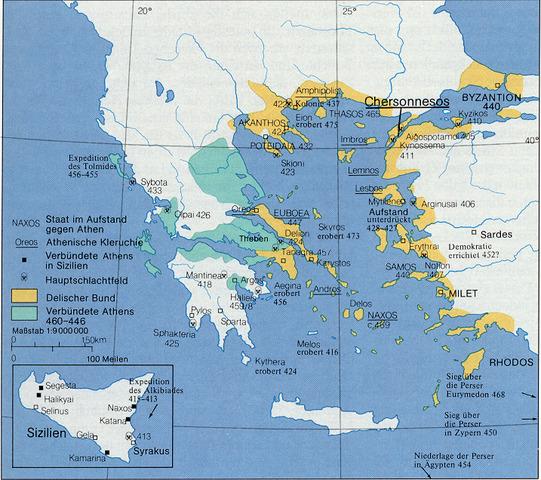 Helot Revolt 600 B.C