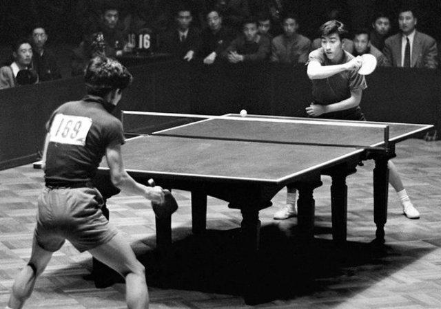 La diplomatie du ping-pong