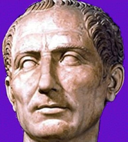 44 B.C Julius Caesar is named dictator for life