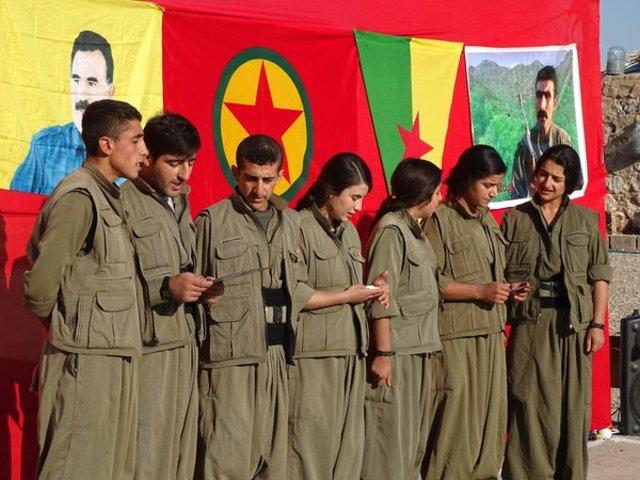Création du PKK