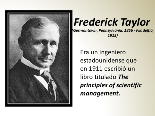 la teoria de la administracion 1911