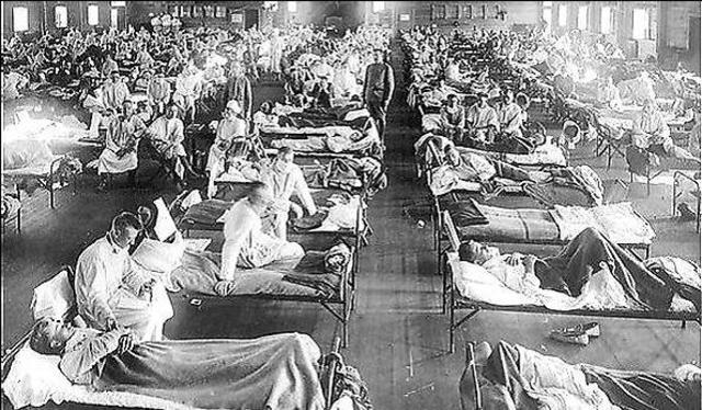 Se  reorganizan los servicios de salud (1921)
