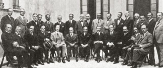 (1925-1929) Acontecimientos Relevantes Históricos