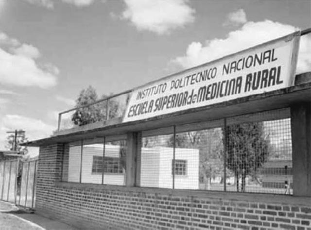 Creación del Instituto Politécnico Nacional (Escuela Superior de Medicina Rural)
