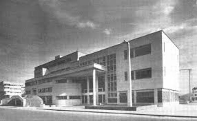 Creación del Instituto Nacional de Cardiología