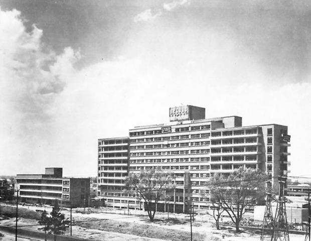 (1949-1953 ) Expedición y creación de códigos y hospitales