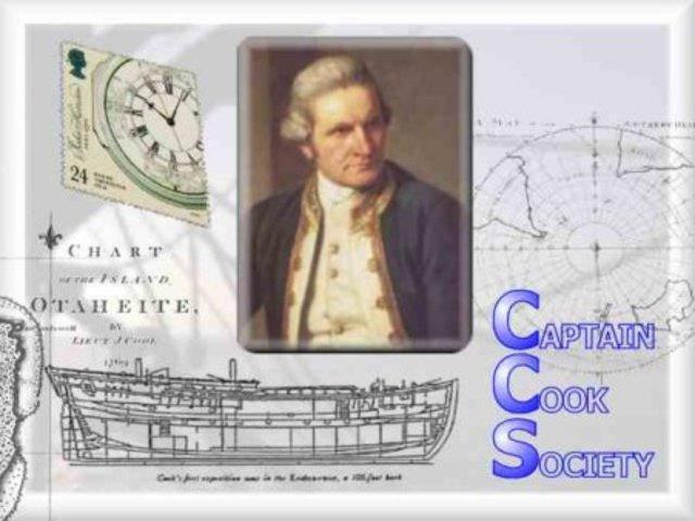 Muere James Cook
