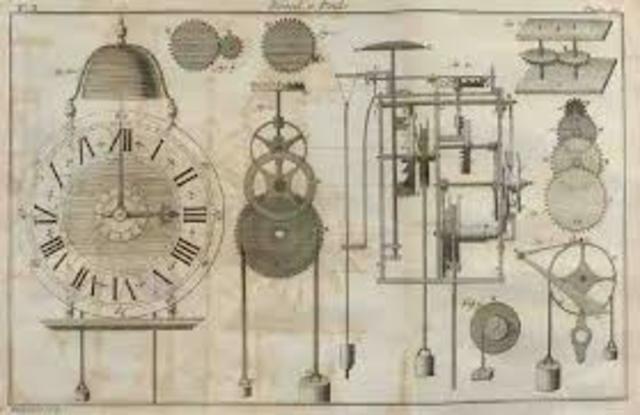 Reloj Mecanico