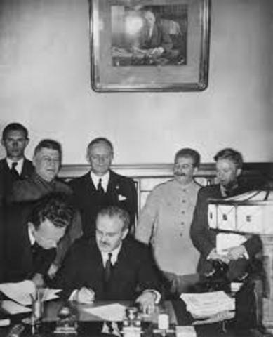 Il Patto Molotov-Ribbentrop