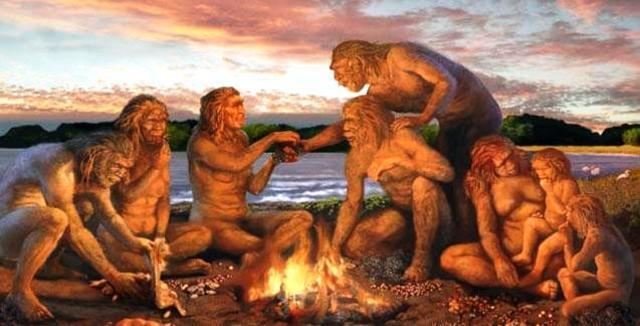 Aparición del Homo Sapiens.