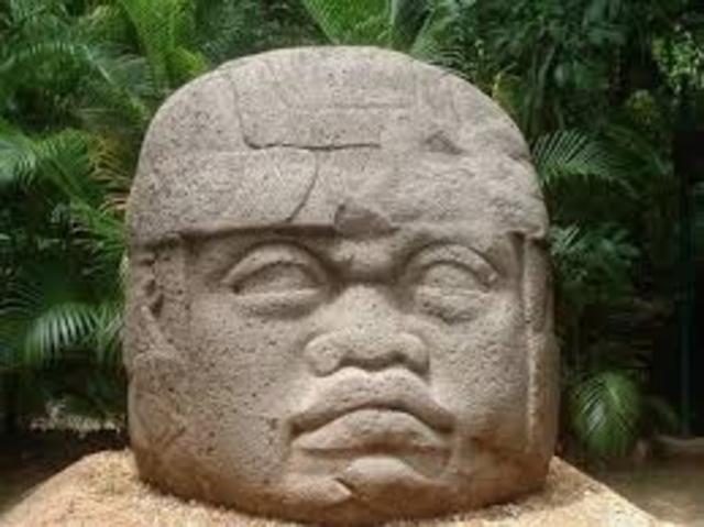 Auge de la civilización Olmeca