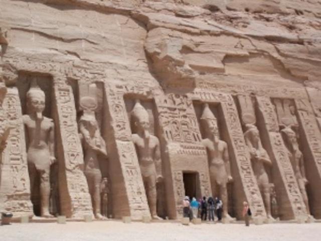 El arte del antiguo Egipto (Arquitectura)