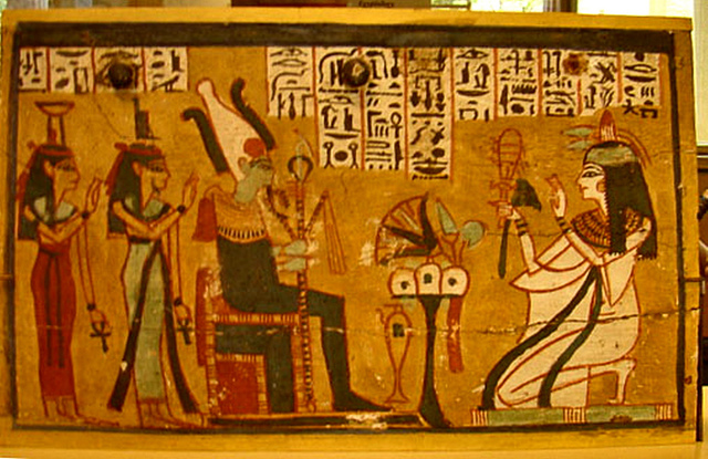 Arte del antiguo Egipto (Pintura)
