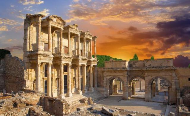 Surgimiento de la civilización Egea.