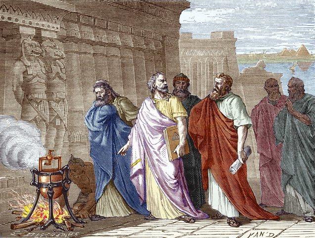 Máximo esplendor de Grecia.