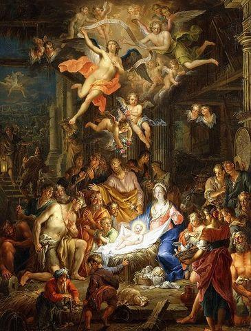 Nacimiento del arte cristiano.