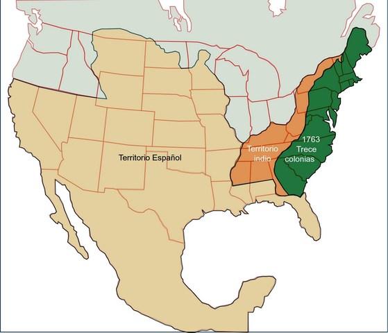13 Estados de norteamérica se declaran independientes.