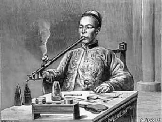 Las Guerras del Opio En China.