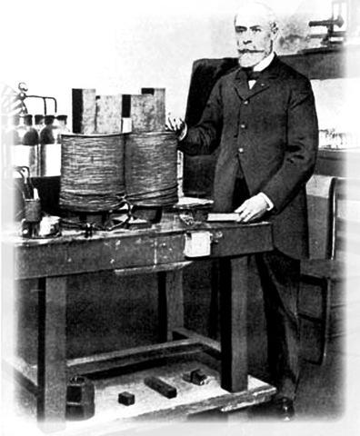 Antoine Becquerel Descubre la radioactividad