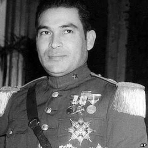 Dictadura Batista en Cuba.