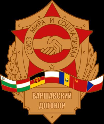 Pacto de Varsovia.