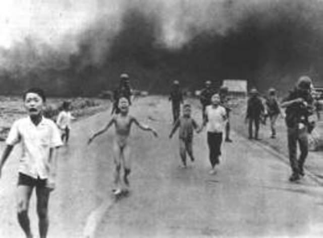 Guerra de Vietnam.