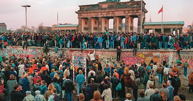 Reunificación de Alemania.