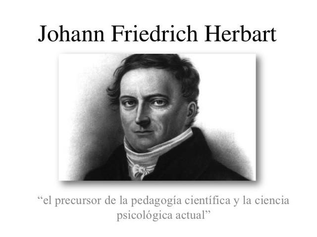 Psicología dinámica: Herbart
