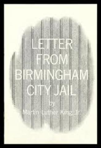 Letter from Jail
