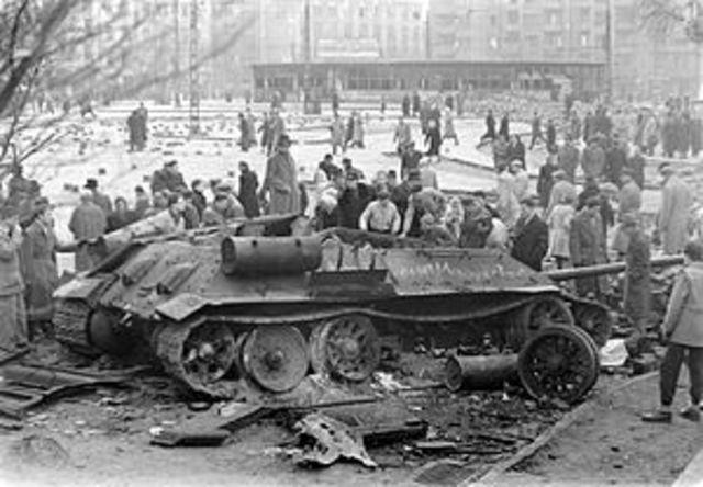 Ungari ülestõus