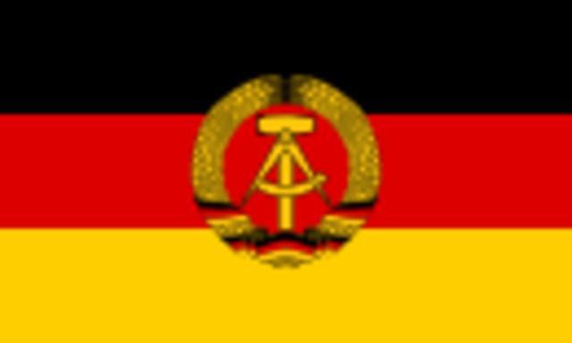 Ida- ja Lääne-Saksamaa rajamine