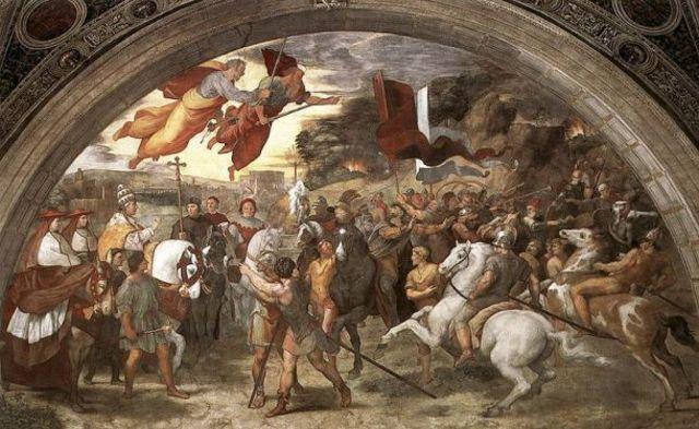 Quand le redouté Attila, roi des Huns, attaqua de front l'Empire romain d'Occident, en envahissant la Gaule, Rome était plongée dans une crise profonde.