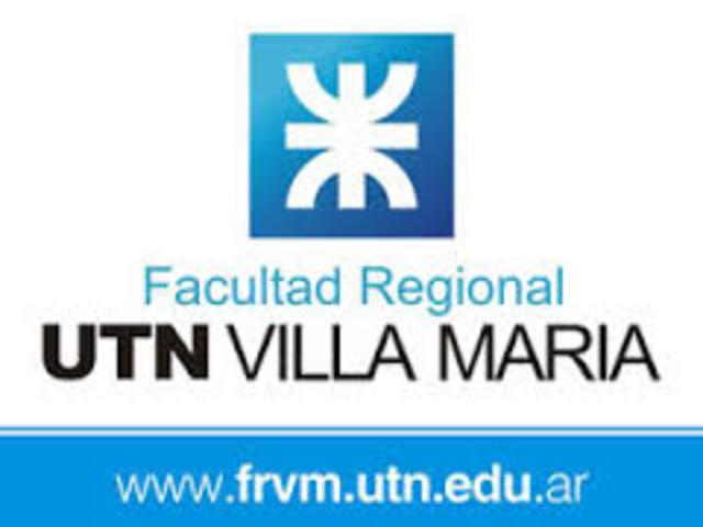 Facultad Regional Villa María