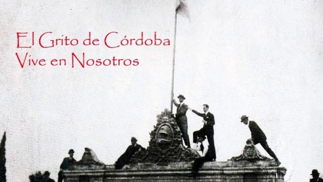 "El ""Grito"" de Cordoba"