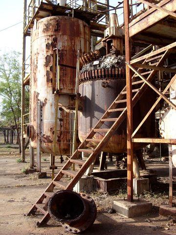 Explosion en Chernobil