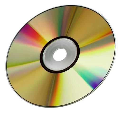 Invención del DVD